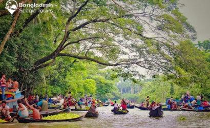Barisal Backwater Tour