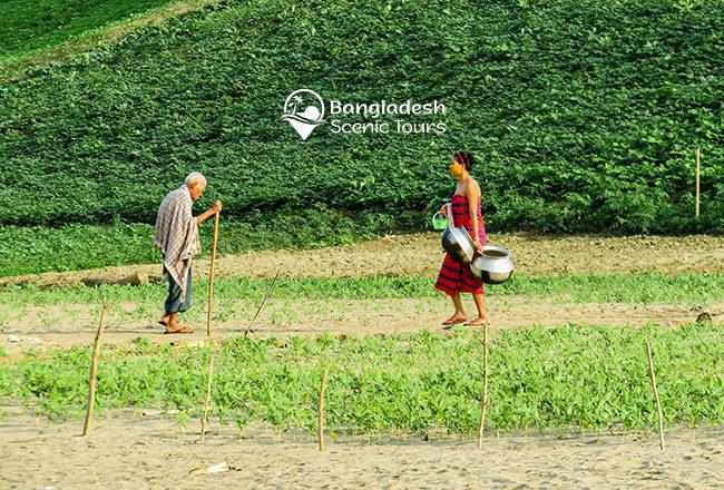 Tribal people in Bangladesh