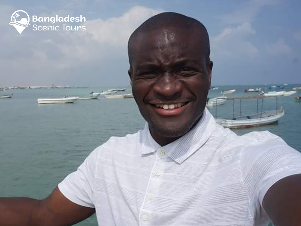 My Extraordinary Delight of Discovering Bangladesh - Mr Toyin, USA